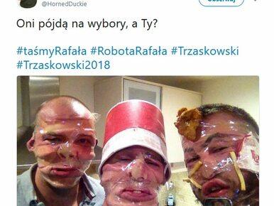 """Nowe memy z Trzaskowskim zalewają Twittera. #RobotaRafała """"zachwyciła""""..."""