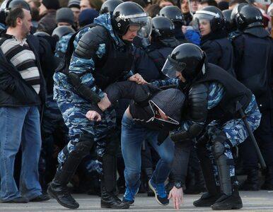 UE domaga się od Rosji uwolnienia zatrzymanych demonstrantów