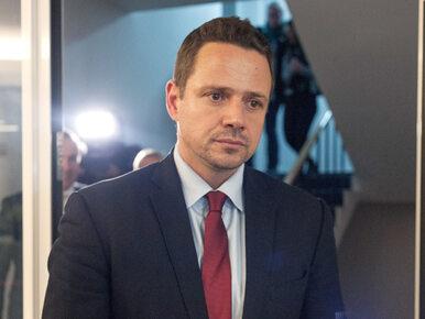 Rafał Trzaskowski zaprzysiężony na prezydenta Warszawy