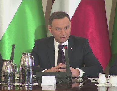 Duda: Obecność NATO musi zostać zwiększona, by nie opłacało się atakować...