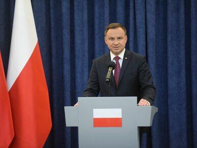 Piotrowski o ultimatum Dudy: Prezydent nie może stawiać warunków...