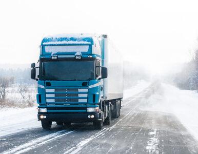 Silne opady i oblodzenia na drogach. IMGW wydało ostrzeżenia