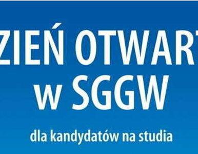 Dzień Otwarty dla kandydatów na studia w SGGW
