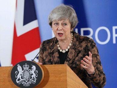 Brexit. Jest termin głosowania w sprawie umowy wyjścia Wielkiej Brytanii...