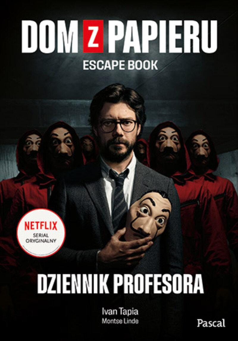 "Okładka ""Dziennika Profesora"""