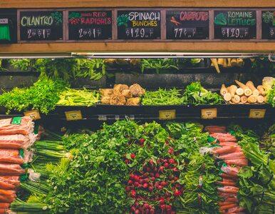 Ceny warzyw i owoców oszalały. Pietruszka jest droższa od mięsa