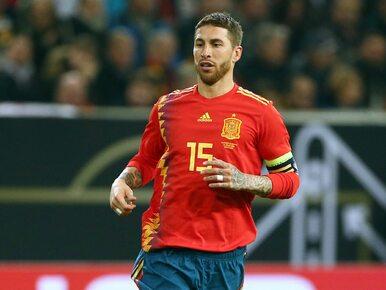 Spięcie na treningu Hiszpanów. Ramos starł się z prezesem, interweniował...