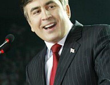 Saakaszwili: Ukraińcy mogą podbić Rosję, jeżeli USA dostarczą im broń