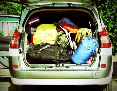 60 proc. Polaków na wakacje wyjeżdża własnym samochodem