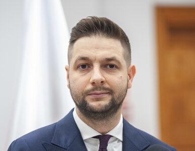 Spięcie na antenie TVN24. Patryk Jaki skrytykował stację i dziennikarkę...