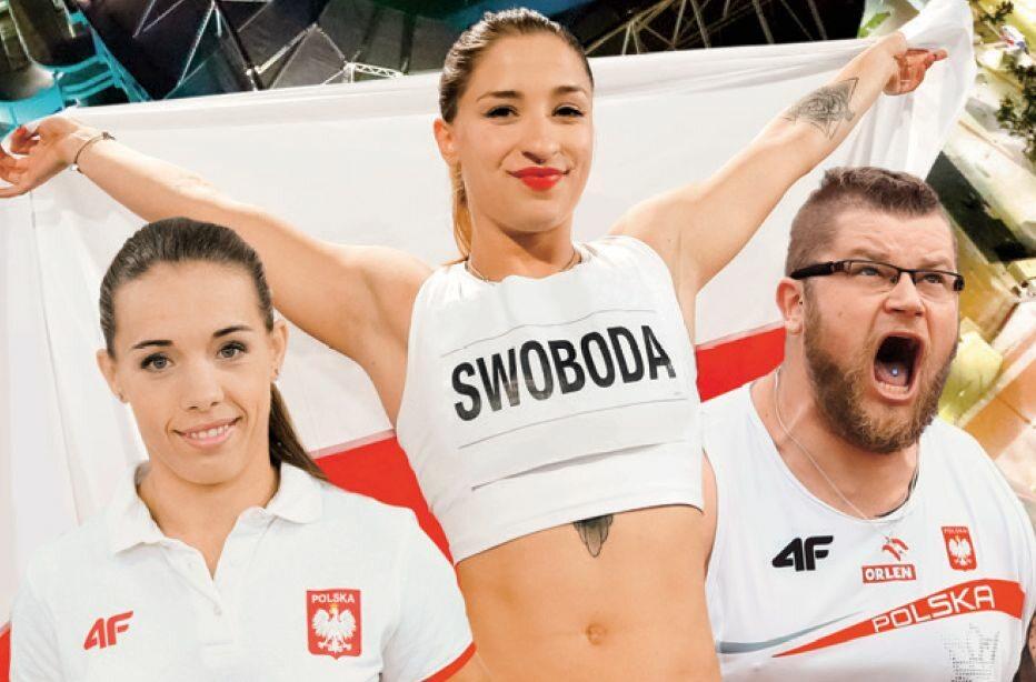 Polscy olimpijczycy