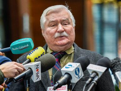 """Specjalny list Wałęsy z okazji 100-lecia niepodległości. """"Popełniłem..."""