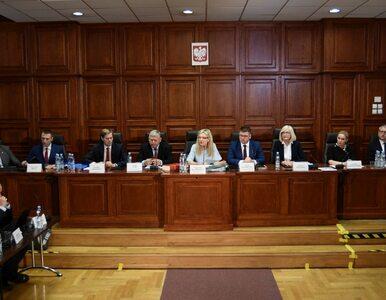 Prokurator Barbara Kijanko, która nie stawiała się przed komisją ds....