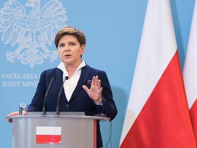 Szydło o wichurach nad Polską: Sytuacja jest opanowana