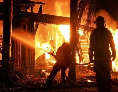 Pożar na Śląsku może potrwać nawet cztery dni