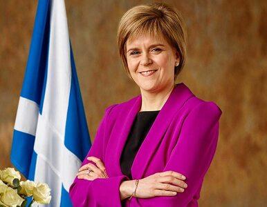 Premier Szkocji ogłosiła kolejne referendum niepodległościowe. To...
