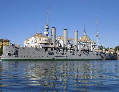 Przebrani za króliki wtargnęli na rosyjski krążownik