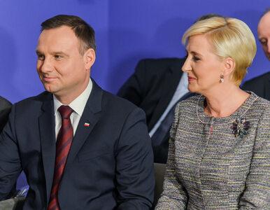 """Andrzej Duda dla """"Wprost"""": Większa obecność żony w mediach mogłaby pomóc"""