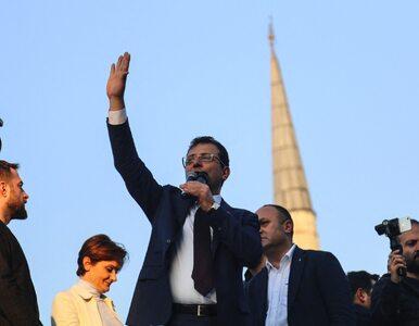 """W Stambule wygrał kandydat opozycji, będą powtórne wybory. """"Cios dla..."""