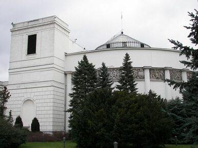 Nocą zmieniono porządek obrad Sejmu. Na pierwszy ogień ustawa o...