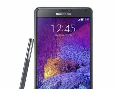 Samsung rozpoczyna sprzedaż GALAXY Note 4