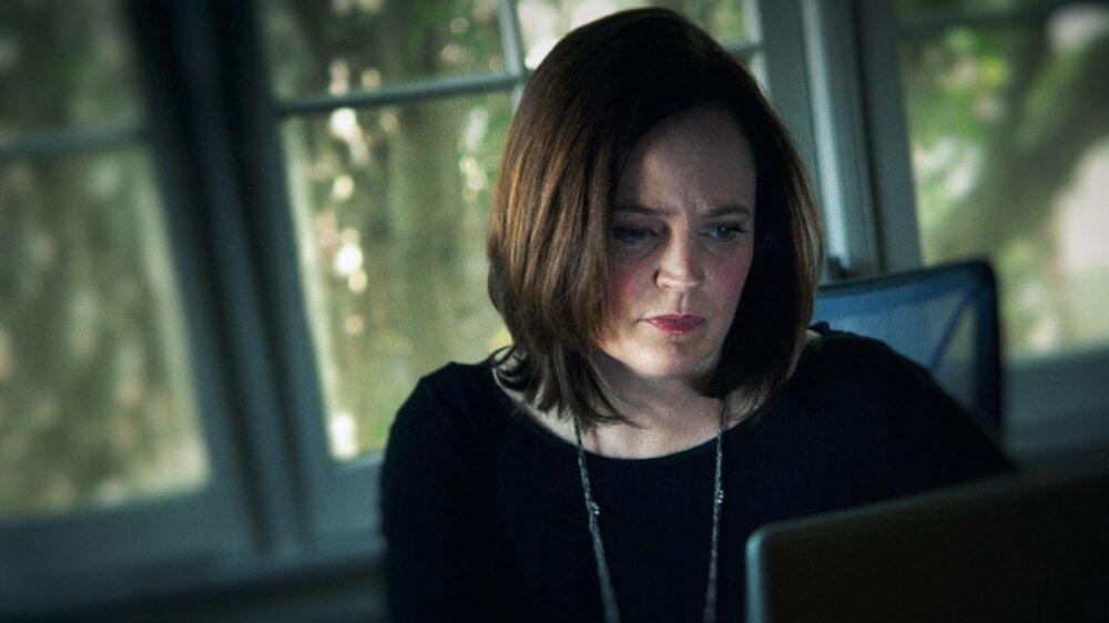 """Kadr z serialu dokumentalnego """"Obsesja zbrodni"""""""