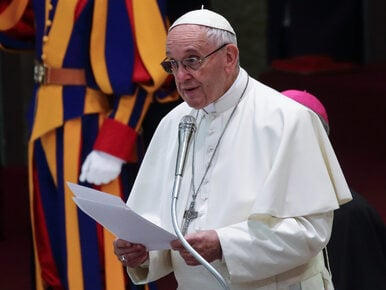 Rewolucja w kościele katolickim. Papież Franciszek chce zmienić słowa...