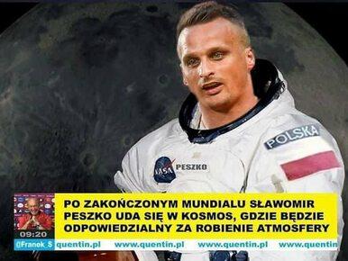 Polacy odpadają z mundialu, memy zostają. Tak internauci komentowali...