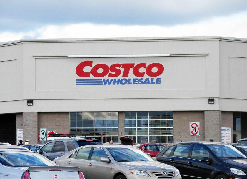 Sklep Costco, zdjęcie ilustracyjne