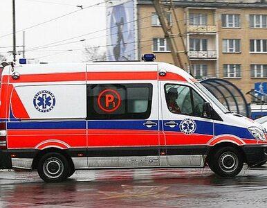 Pracownica pogotowia pomyliła miejscowości, 82-latek zmarł