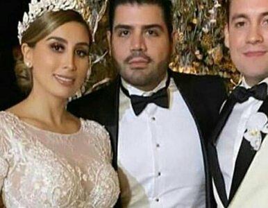 """Córka """"El Chapo"""" wzięła ślub. Na czas uroczystości specjalnie zamknięto..."""