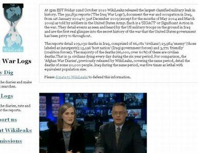 WikiLeaks opublikuje depesze dyplomatyczne o korupcji rządów i...