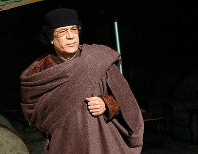 Kadafi chciał otworzyć farmę piękności