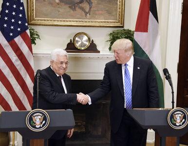 Kolejny amerykański prezydent zapowiada koniec palestyńsko-izraelskiego...