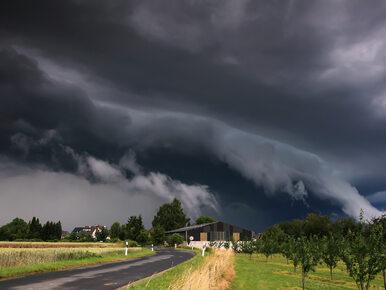 IMGW wydało ostrzeżenia dla ośmiu województw. Uwaga na burze z gradem!