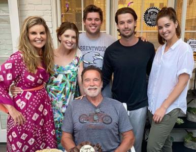 Arnold Schwarzenegger obchodził urodziny. Są zdjęcia ze spotkania z rodziną