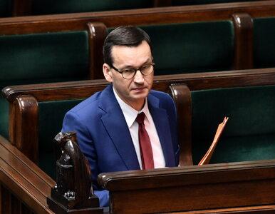 Mateusz Morawiecki o modelach zachorowań: Obarczone ogromnym marginesem...