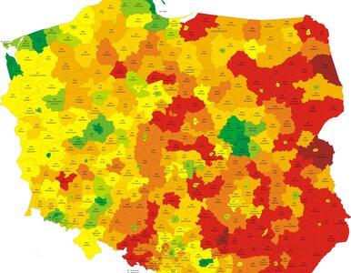 Zmiany na mapie Polski. Zniknie Stargard Szczeciński, przybędzie miast