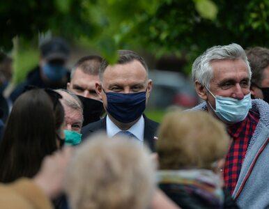 Andrzej Duda zostanie ukarany przez sanepid? Złożono skargę