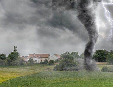 """""""Polska aleja tornad"""". To tutaj bywa najbardziej niebezpiecznie"""