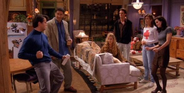 """Quiz z szóstego odcinka serialu """"Przyjaciele"""". Uwaga – jest trudny!"""