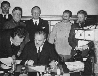 80 lat temu stało się to, w co nie wierzył nikt. Ten pakt otworzył drogę...