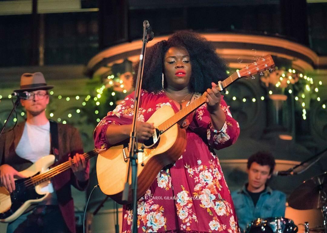 W Rosettę Tharpe wcieli się piosenkarka Yola