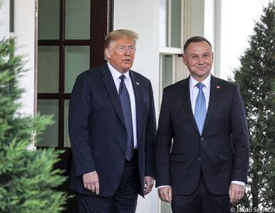Andrzej Duda pojawił się w spocie wyborczym Donalda Trumpa
