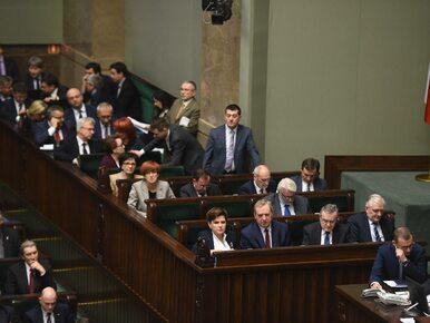 Miziołek: Rekonstrukcja rządu będzie miała celu usunięcie ze stanowiska...