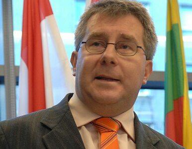 Czarnecki: PO ustępuje tylko wtedy, gdy ludzie wyjdą na ulicę
