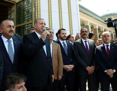 Erdogan odpowiada na zarzuty USA: Puczyści już są w waszym kraju