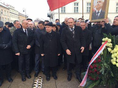 Kaczyński na kolejnej miesięcznicy: Dojdziemy do prawdy, także tej,...
