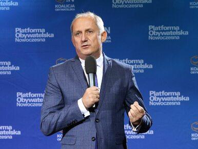 Sławomir Neumann: Wierzę, że Tusk wygra wybory prezydenckie