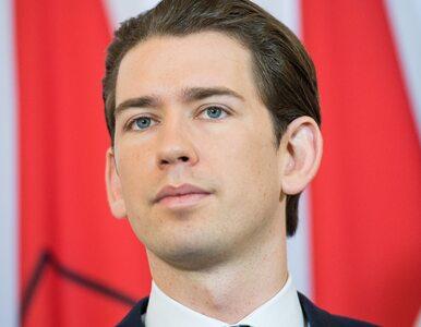 Kanclerz Austrii wesprze KE w sporze z Polską